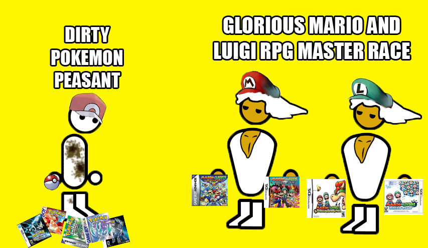 acb mario and luigi rpg master race the glorious pc gaming master,Pc Master Race Meme