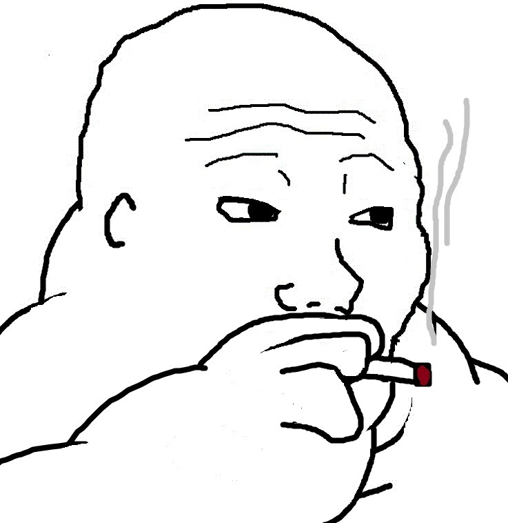 a53 fatty feels smoking feels know your meme