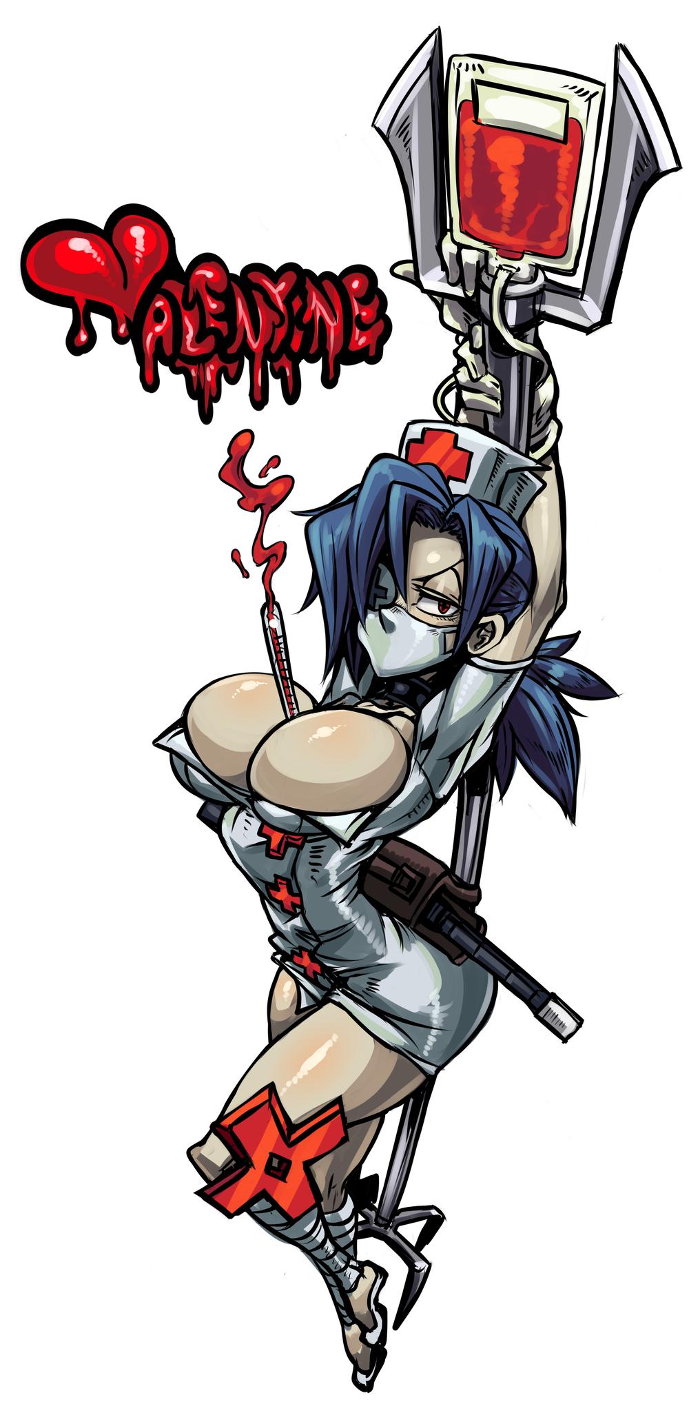 Skullgirls Fictional Character Cartoon