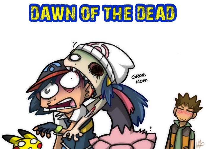 Ash Ketchum And Dawn