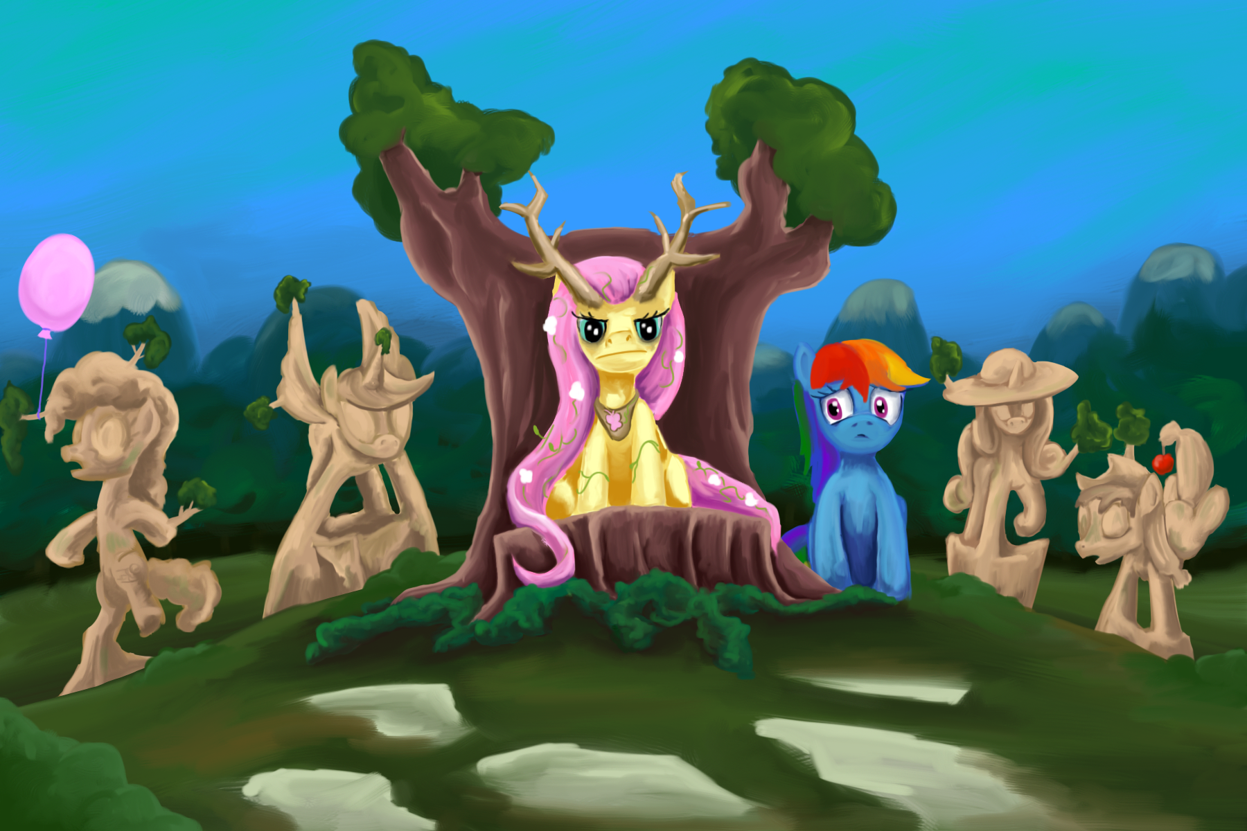 My Little Pony Creepypasta Fluttershy