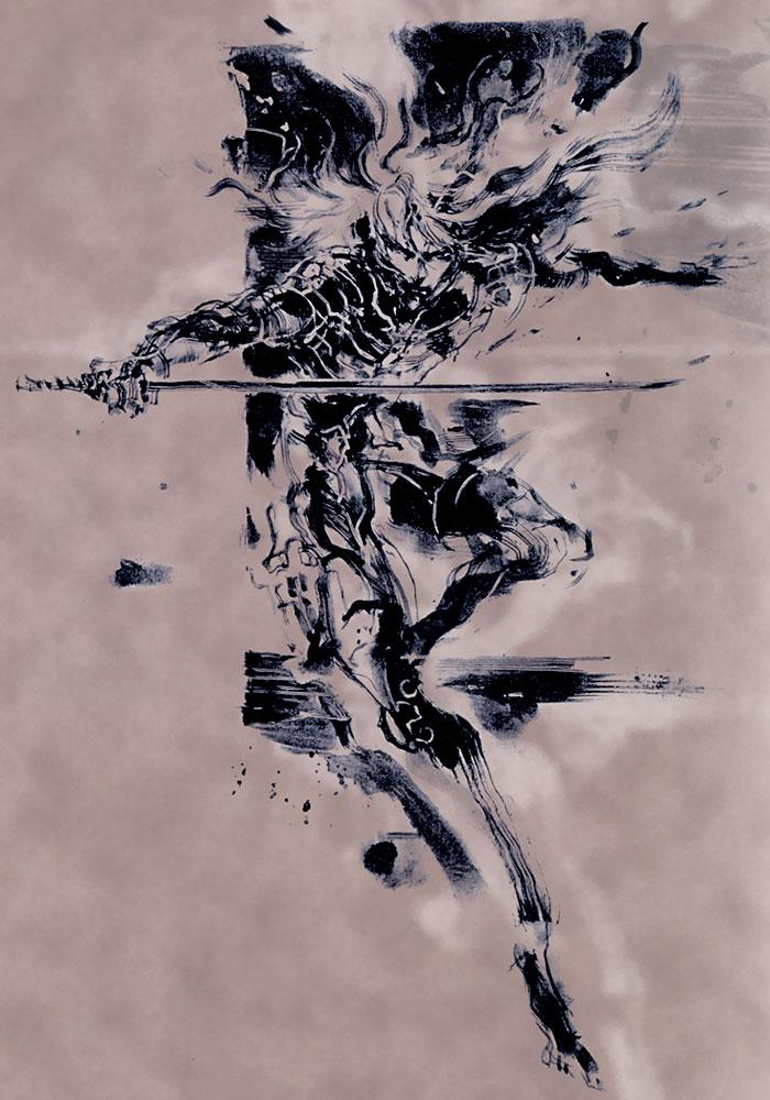 Yoji Shinkawa Raiden