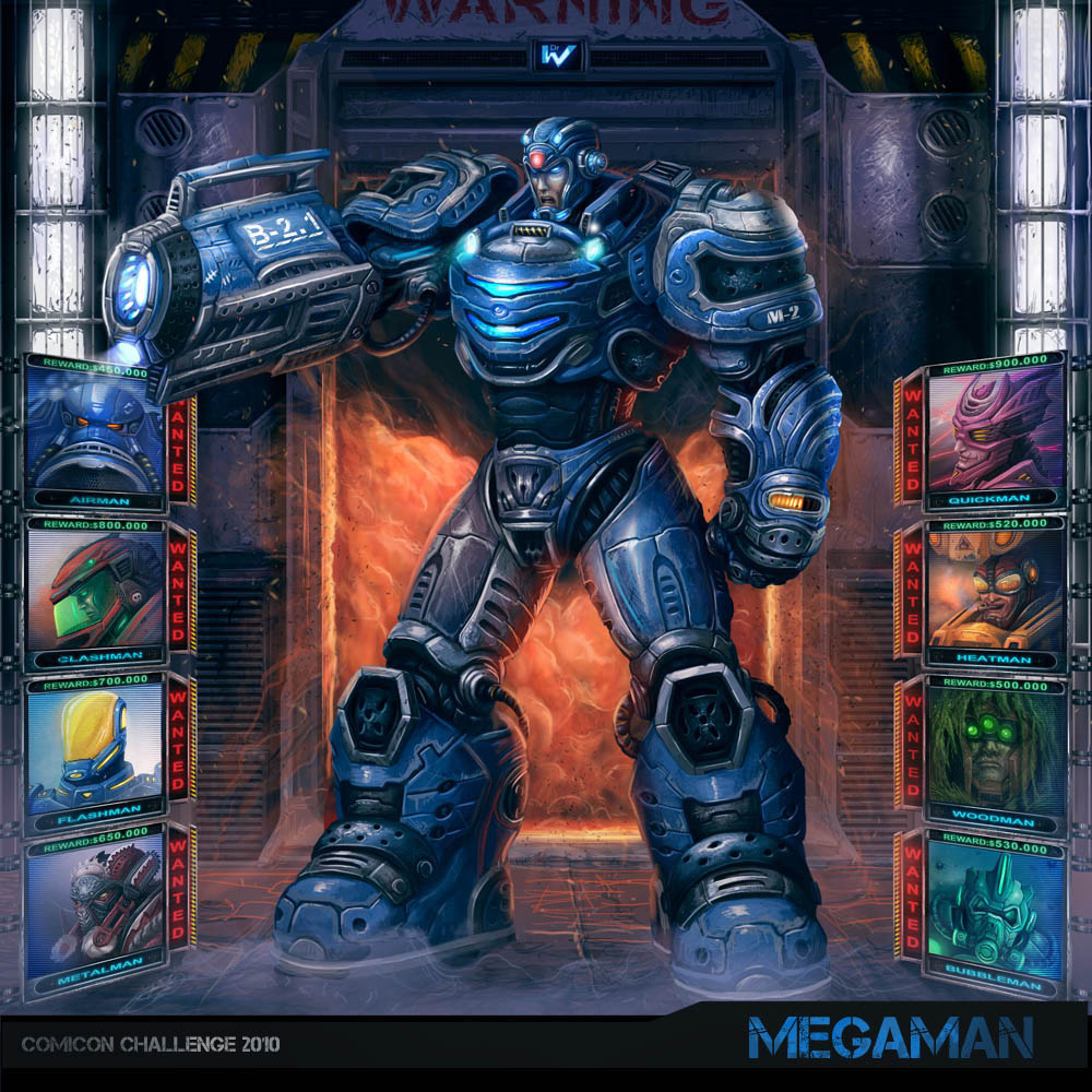 Alternate Mega Man Mega Man Rockman Know Your Meme