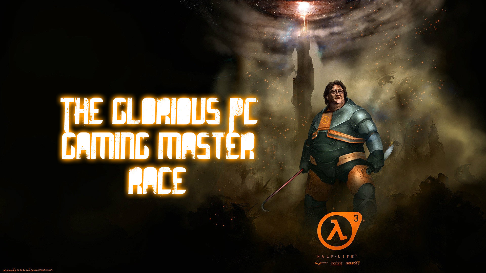 Pc Master Race Wallpapers: The Glorious PC Gaming Master Race