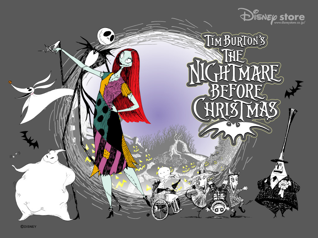 Wallpaper | The Nightmare Before Christmas | Know Your Meme