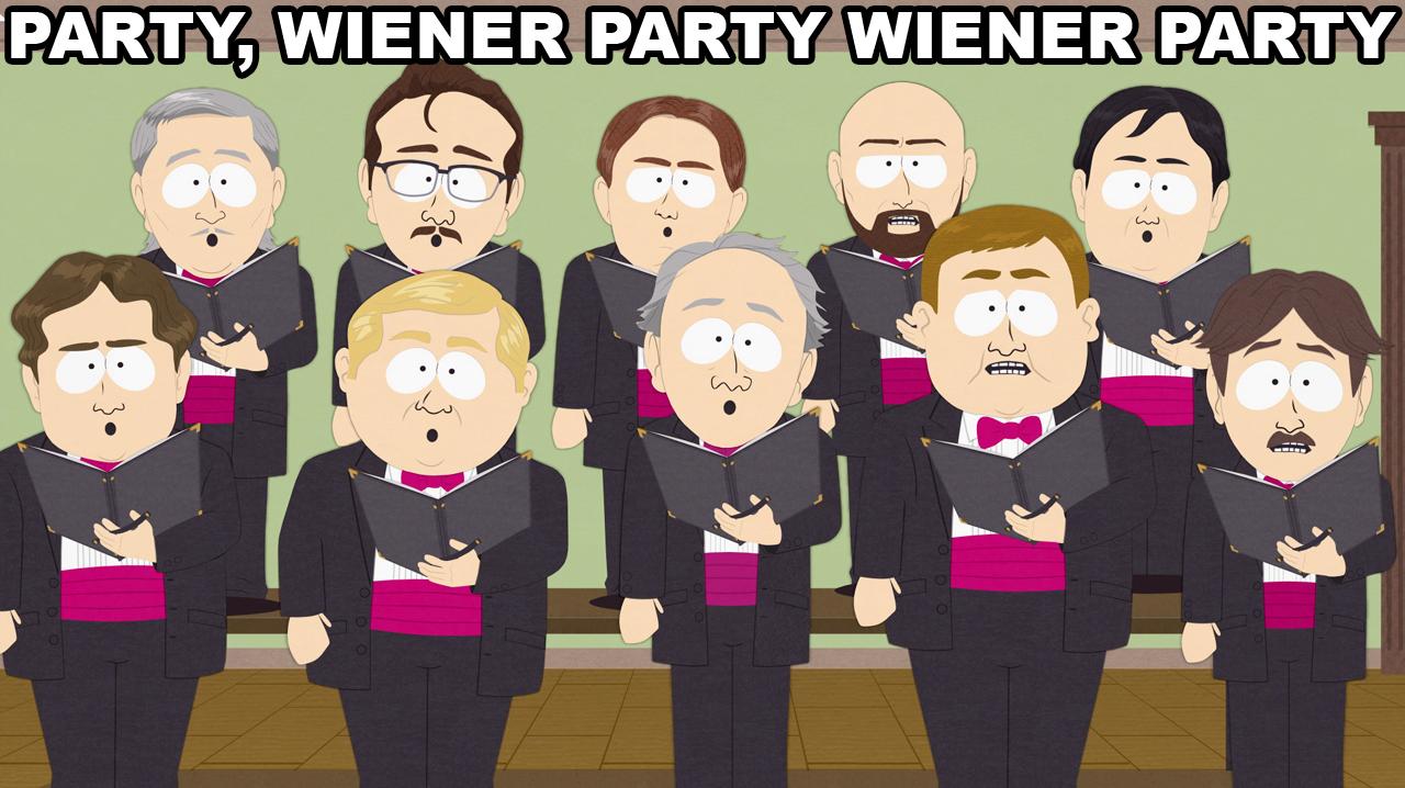 012 south park wiener chorus south park know your meme