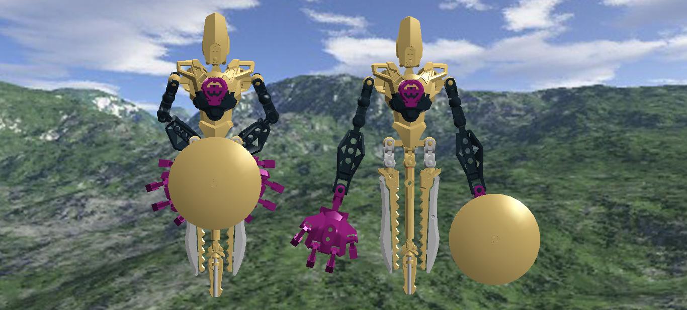 Lego digital designer aegislash shield and blade formes pokmon x and y pronofoot35fo Images
