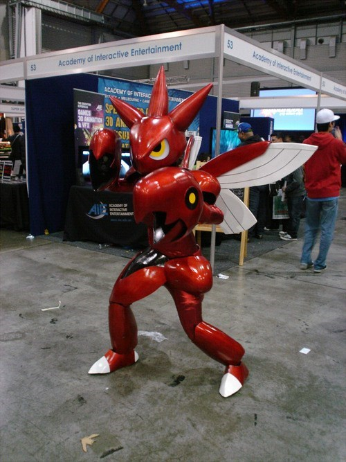 Awesome Cosplay Pokemon Know Your Meme