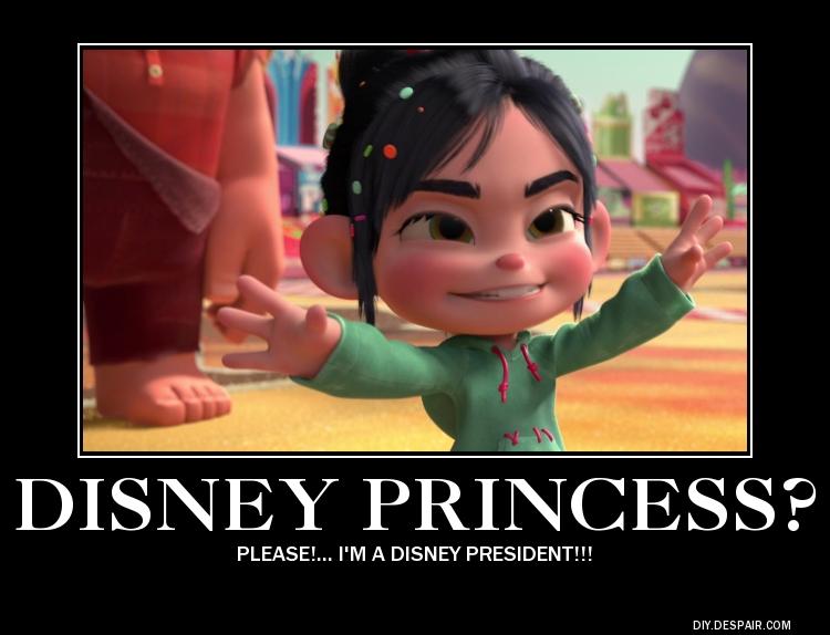 ecb disney princess? demotivational posters know your meme