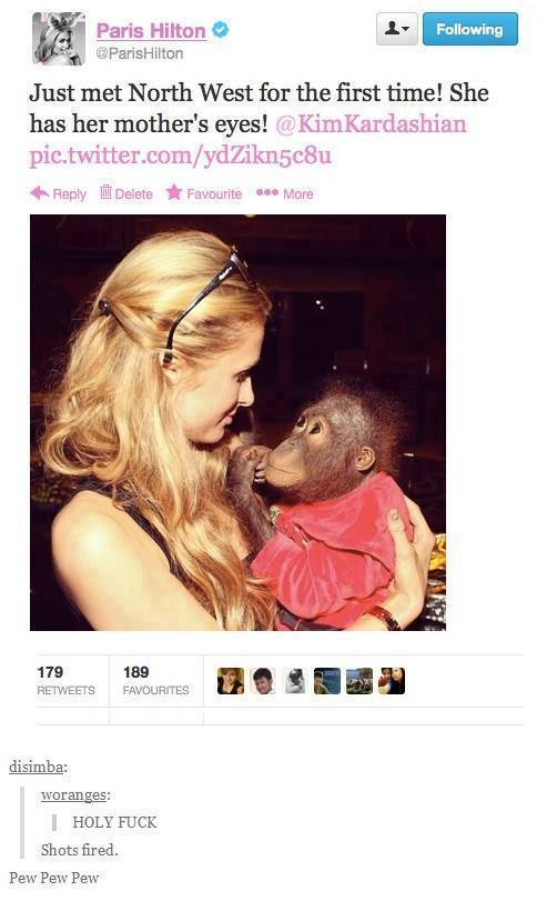 Shots Fired Paris Hilton   Shots Fired   Know Your Meme