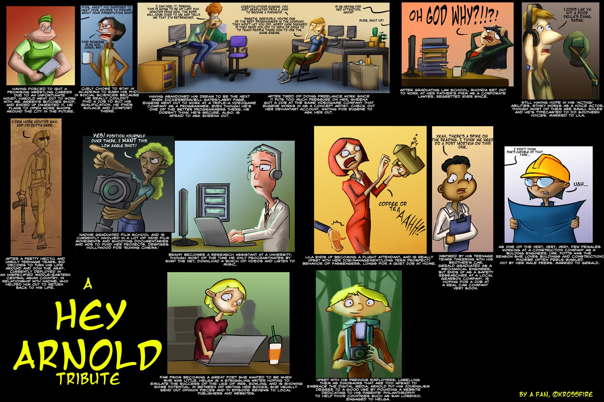 hey arnold meme... Iggy Hey Arnold