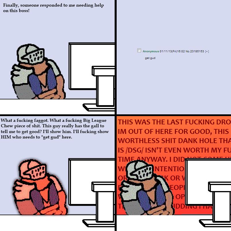 [Image - 690999] | Git Gud | Know Your Meme