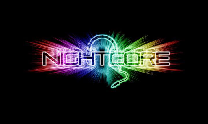 nightcore logos nightcore know your meme