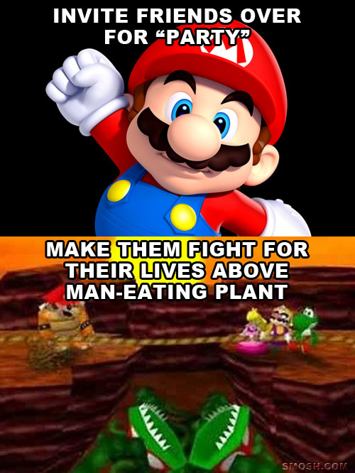 33c mario party video game logic know your meme