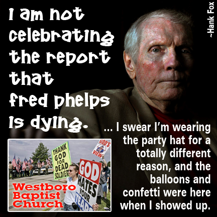 459 image 721372] westboro baptist church know your meme,Fred Phelps Memes