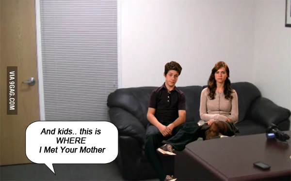 Ted Mosby a szerelemről - How I Met Your Mother …