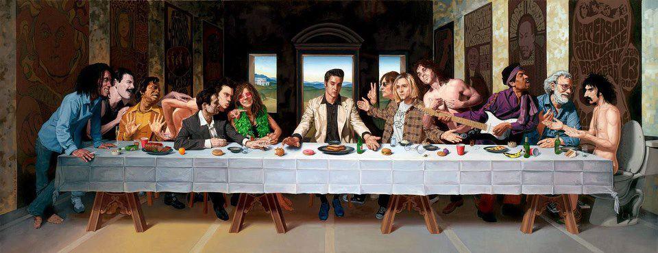 bd7 image 725019] the last supper parodies know your meme