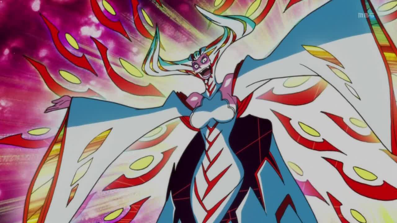 Shinra Kotetsu Final Form | Kill la Kill | Know Your Meme