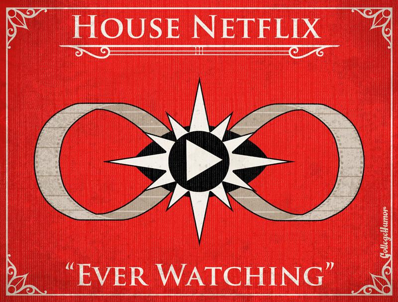 Image 729010 Game Of Thrones House Sigil Parodies Know Your Meme