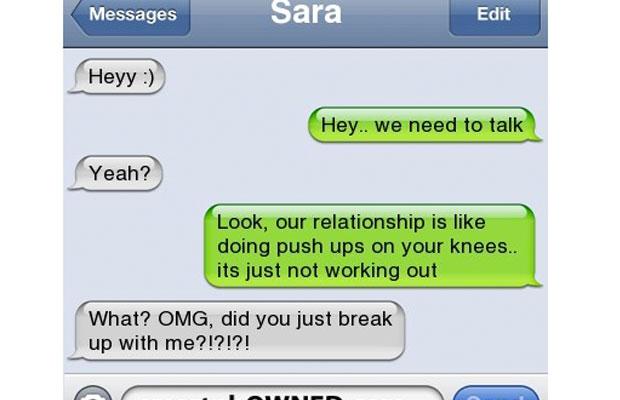 Break Up Text Quotes: Know Your Meme