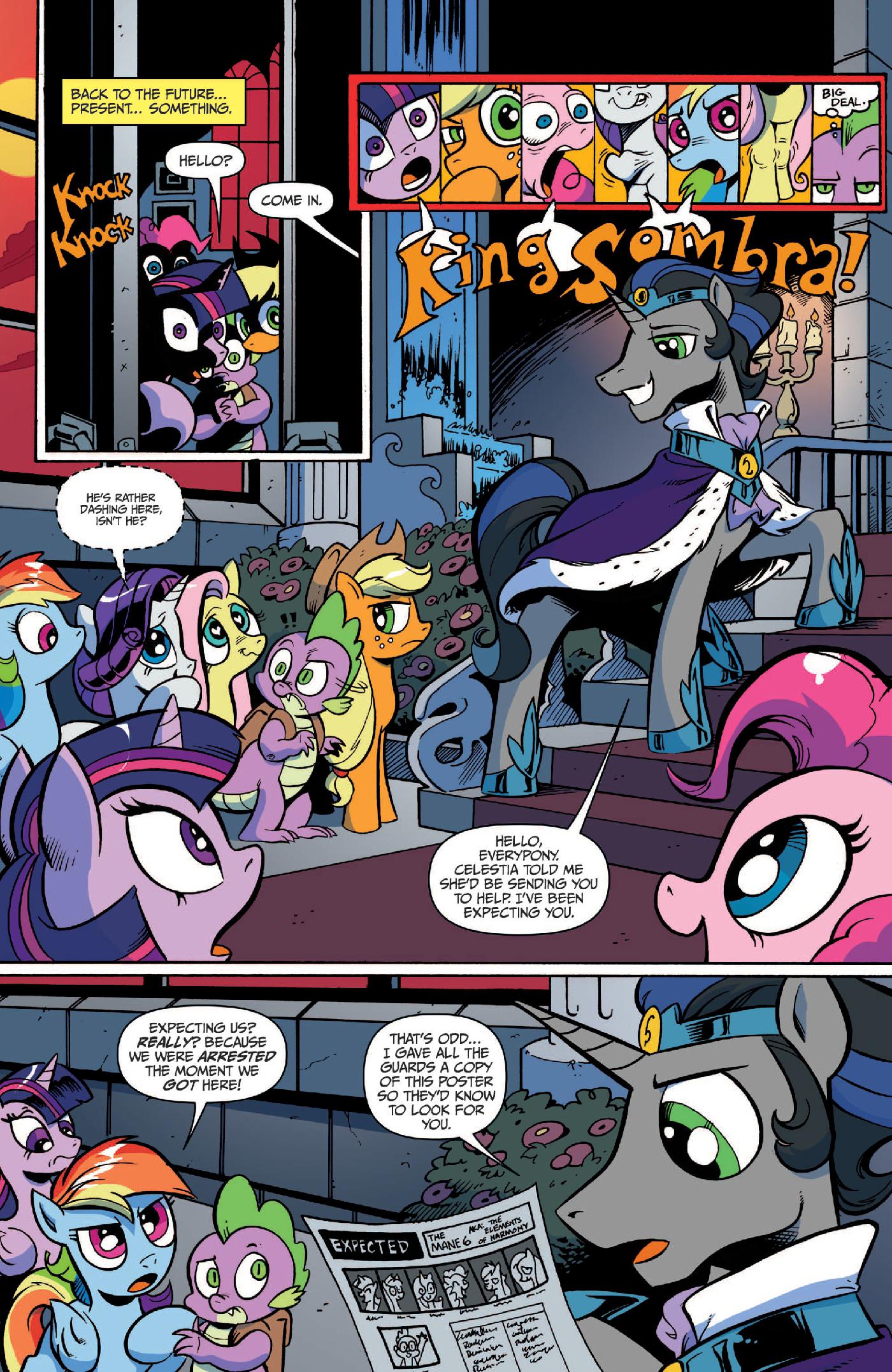 Mirror Sombra My Little Pony Friendship Is Magic Know