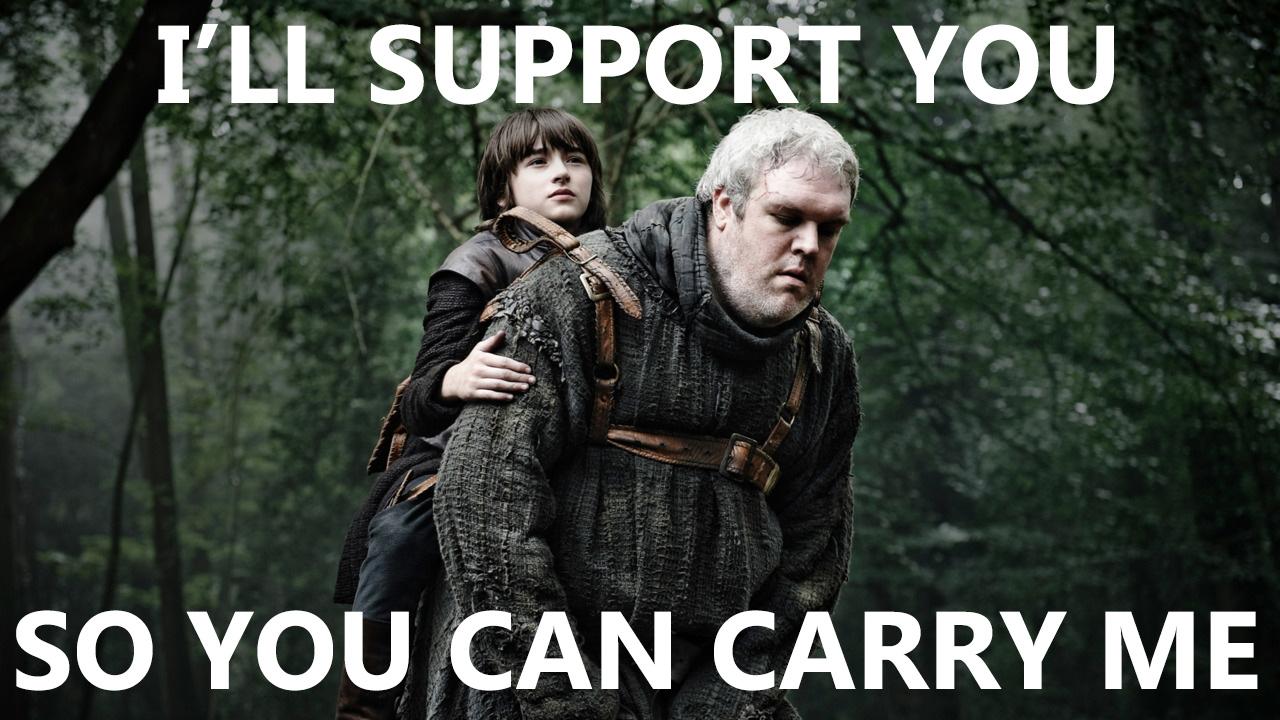 5b6 hodor best support seven kingdoms league of legends know your meme