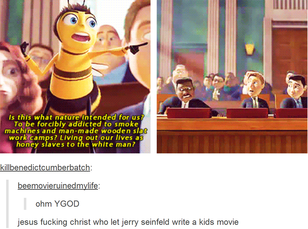 79b bee movie image gallery (sorted by score) know your meme,Why Is Bee Movie A Meme