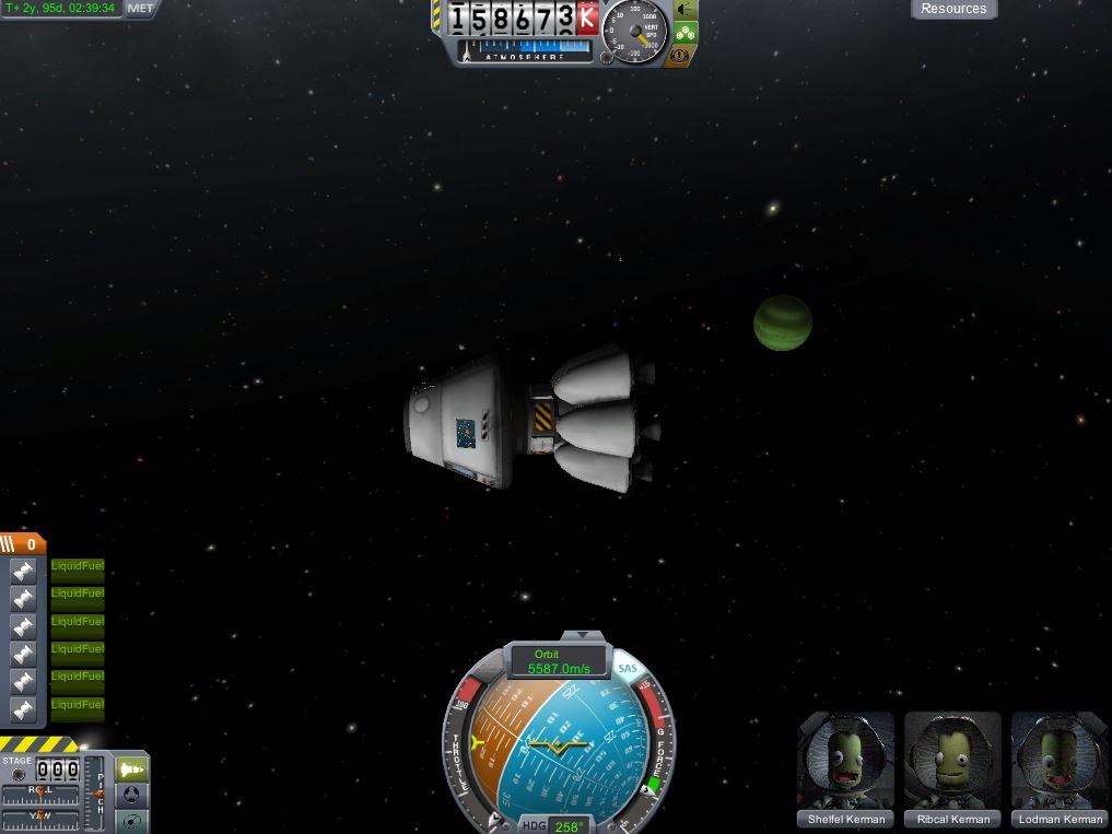 kerbal space program face - photo #2