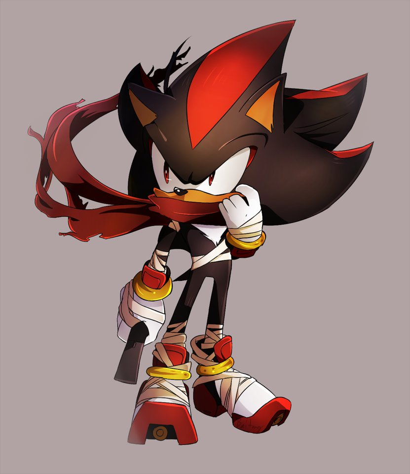 Shadow confirmed for boom sonic the hedgehog know your meme - Shadow sonic boom ...