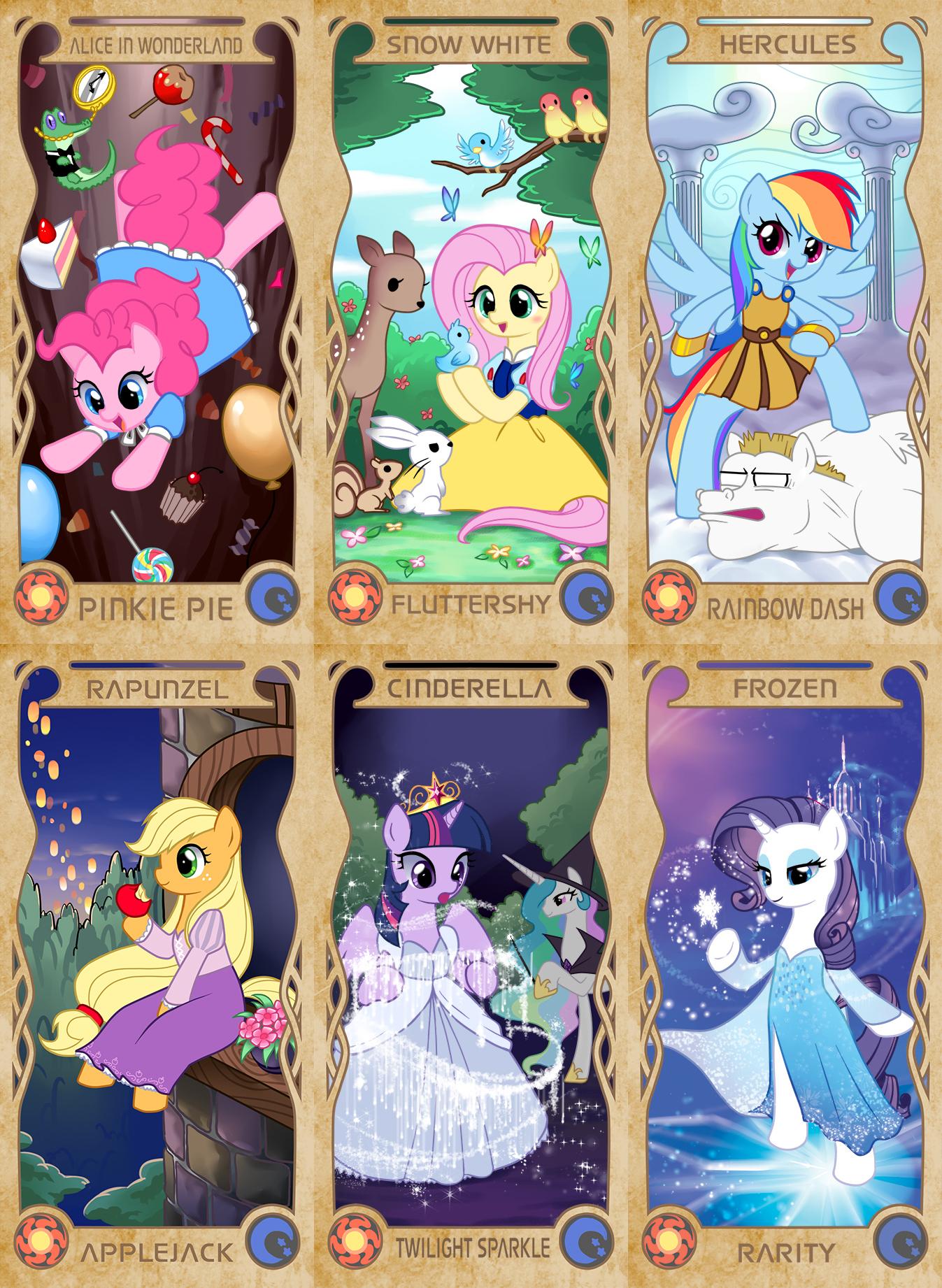 My little Disney My Little Pony