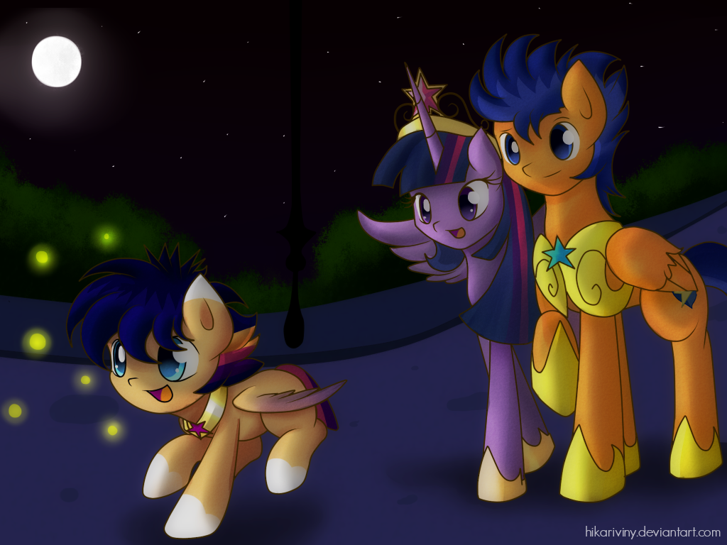 My Little Pony Princess Twilight Sparkle And Flash Sentry 68610