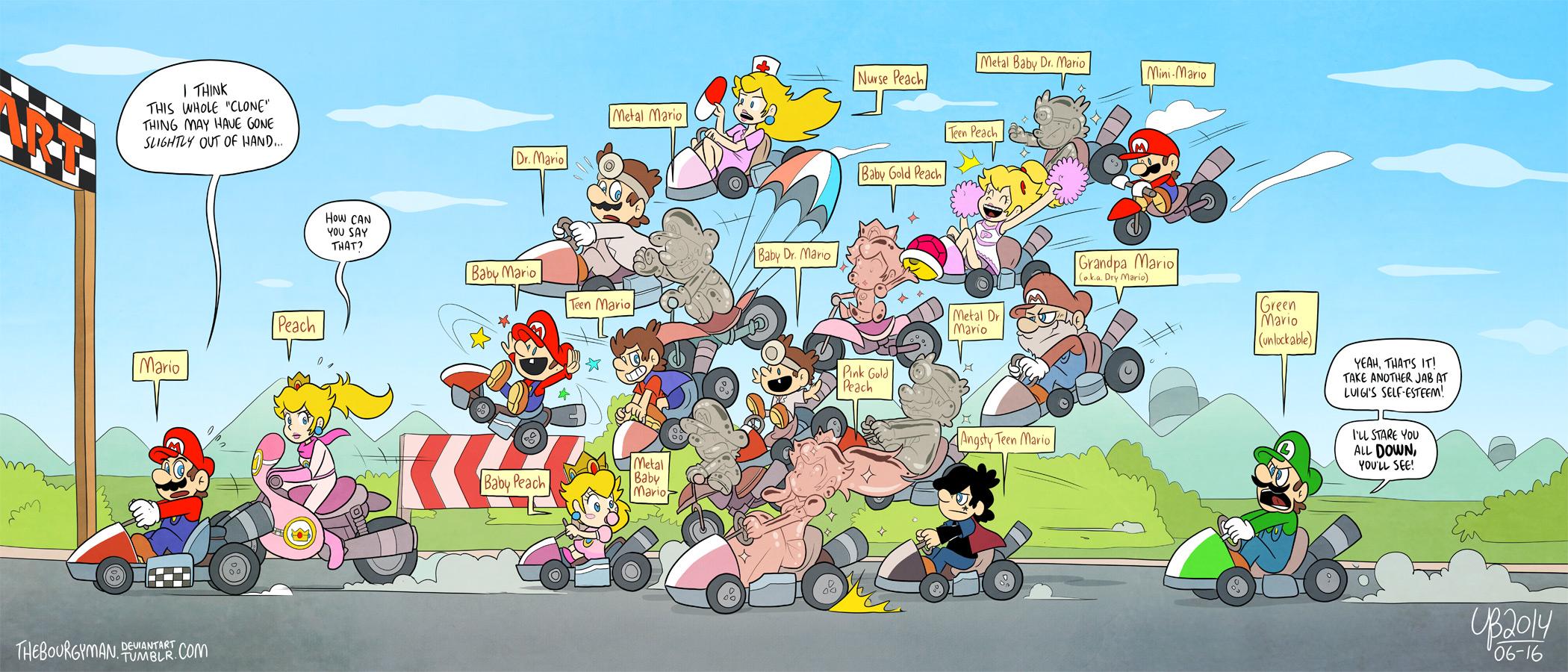 Image 776979 Mario Kart