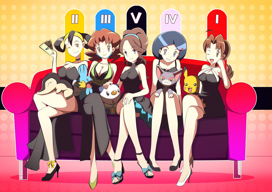 milf pictures pokemon