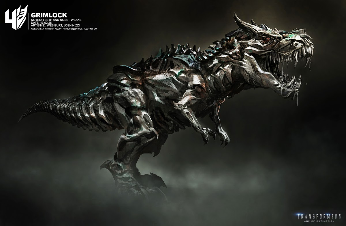 Movie Review: Transformers 4: Age of Extinction (2014 ... |Transformer 4 Age Of Extinction Grimlock