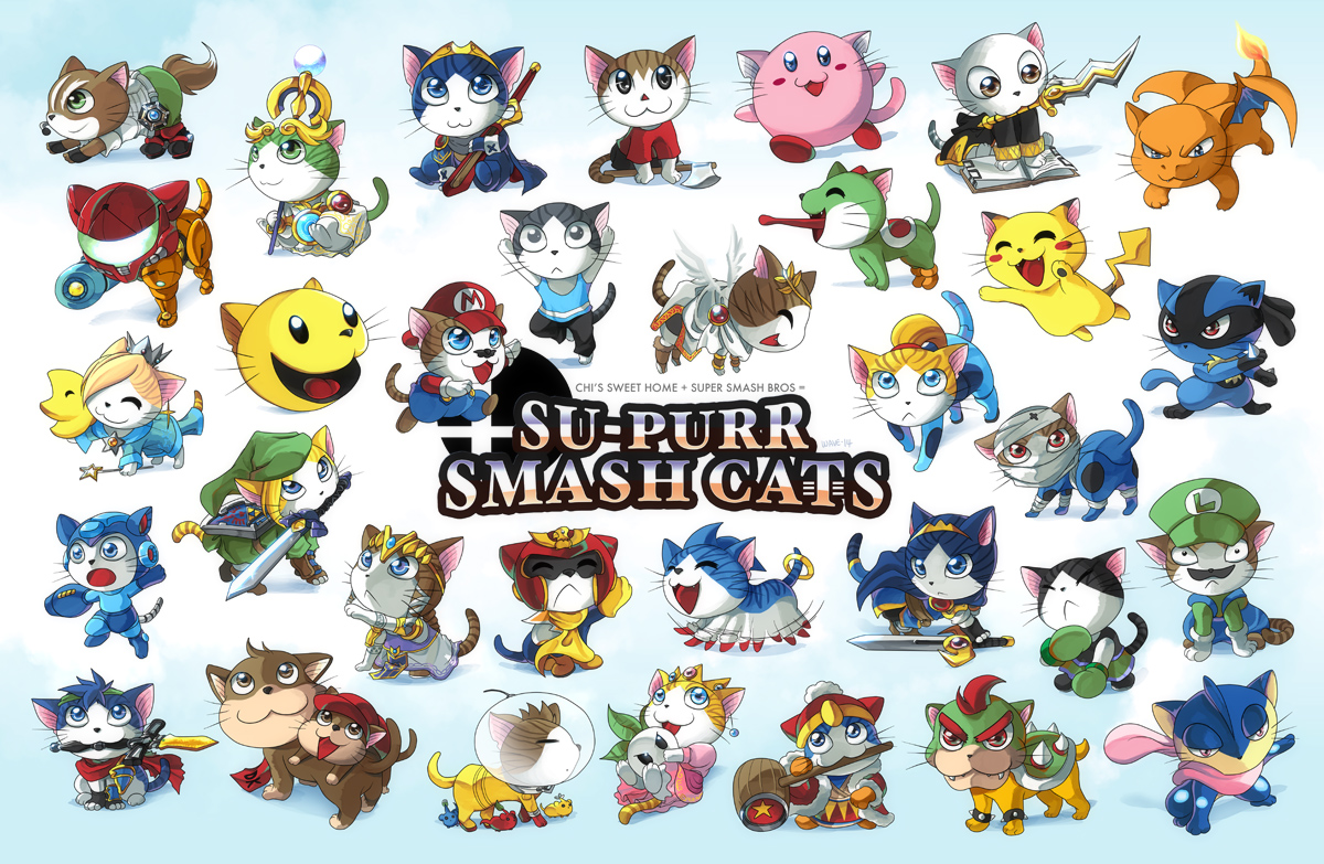 Smash Bros Anyone? 16f