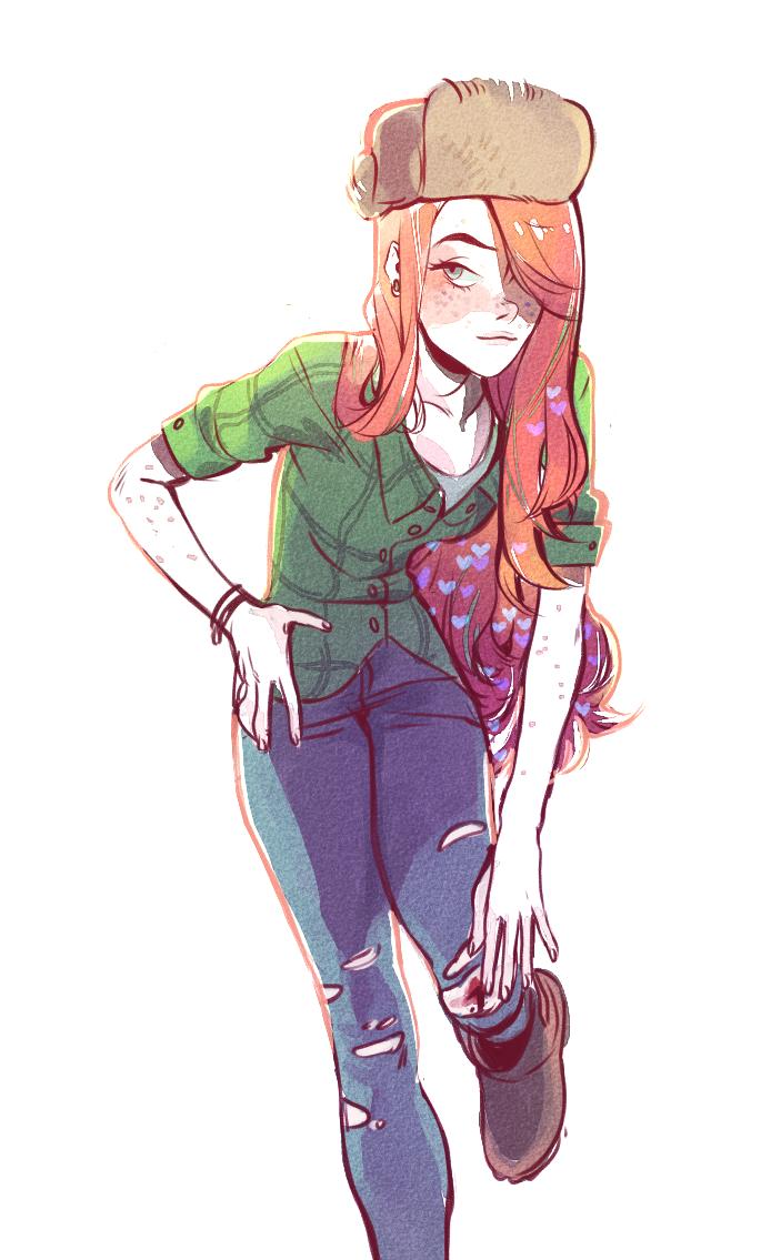 g string girl poussy
