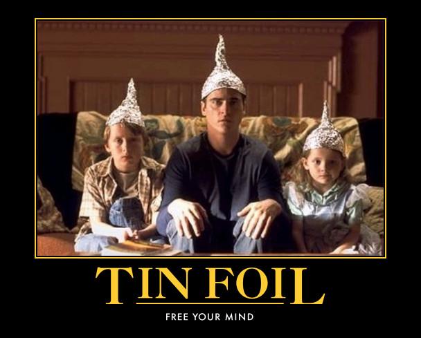 [Image - 806693]   Tin Foil Hats   Know Your Meme