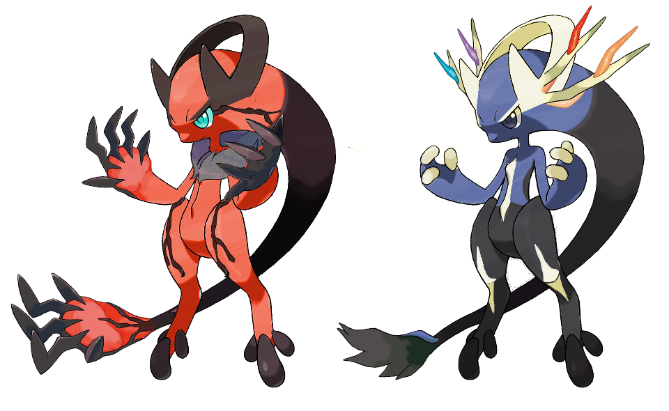 Mega mewtwo y fused with xerneas and yveltal pokemon know your meme - Mewtwo y mega evolution ...