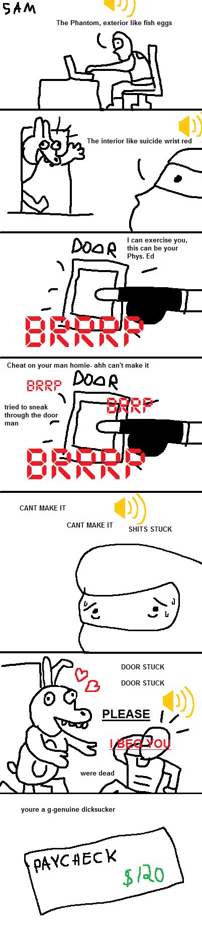 DOOR STUCK! DOOR STUCK!  sc 1 st  Know Your Meme & DOOR STUCK! DOOR STUCK! | Five Nights at Freddyu0027s | Know Your Meme pezcame.com