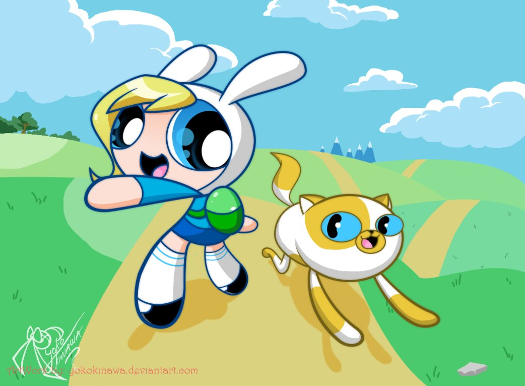 Is Time To Fionna And Cake