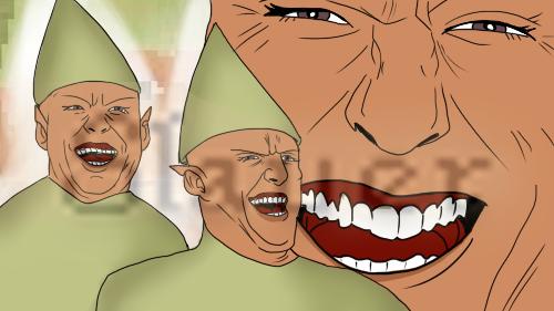 Dank Memes Gnome Transparent 70211 Infobit