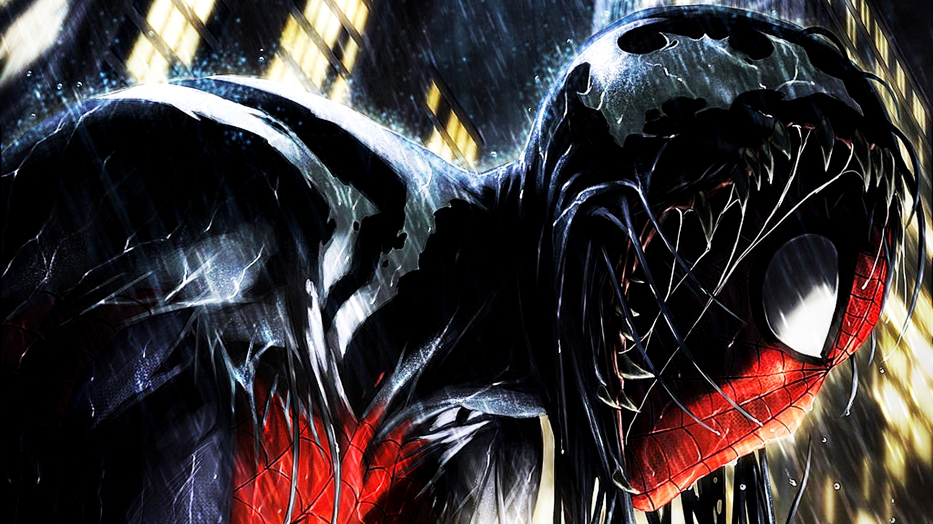 The Venom Symbiote Spider Man Know Your Meme