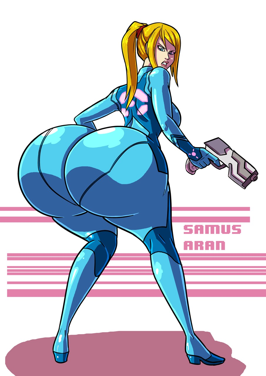 foto de Zero Suit SamASS by Axel Rosered Metroid Know Your Meme