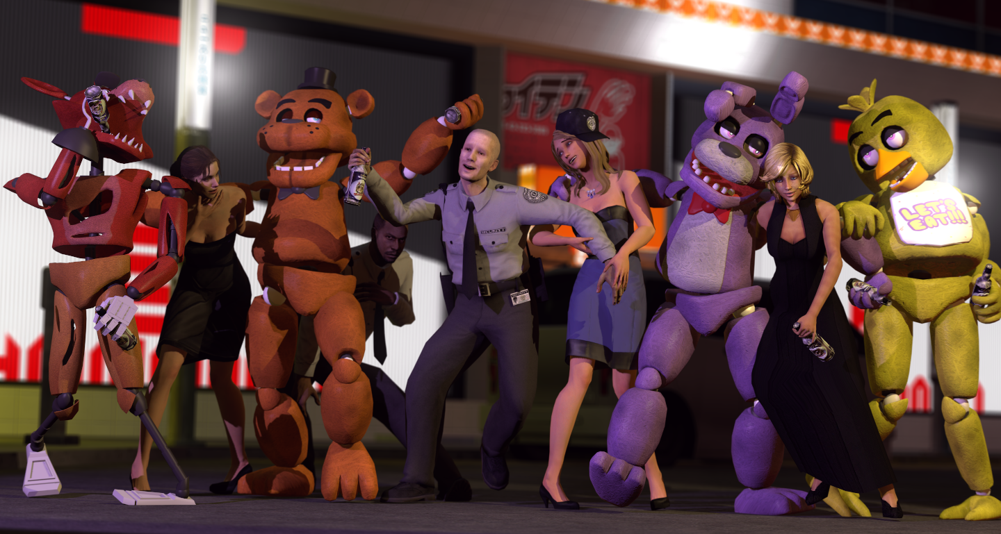 Five nights at freddys dress up game - Image 826363 Five Nights At Freddy S Know Your Meme Image 826363 Five Nights At Freddy S Know Your Meme