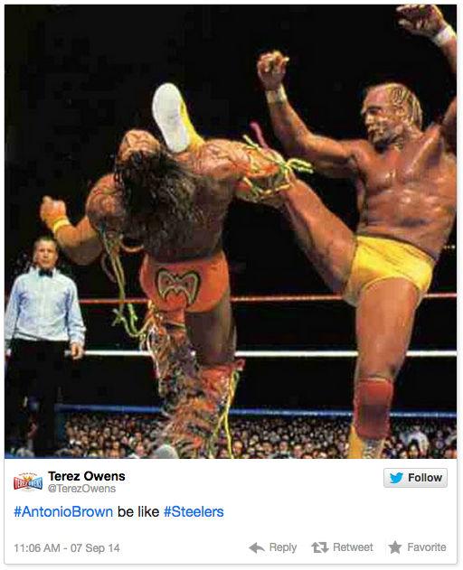 ff5 image 826786] antonio brown's karate kick know your meme
