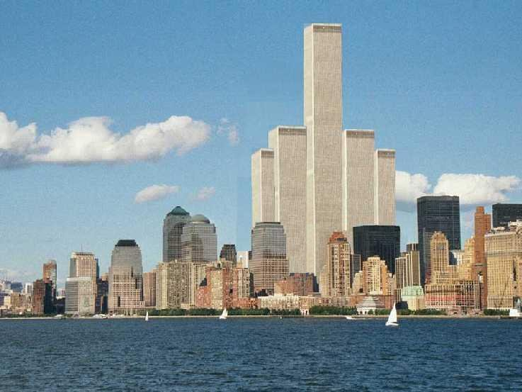 When They Were Discussing Designs To Replace The Wtc This Was One