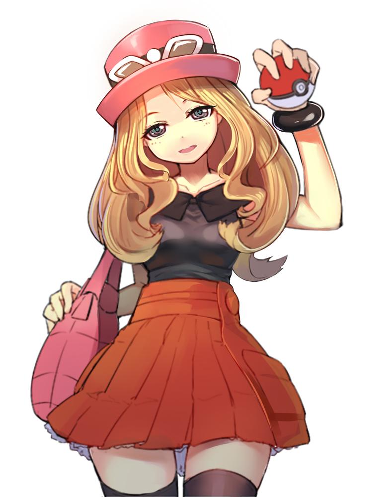 Serena Pokémon Know Your Meme - Hair colour pokemon x