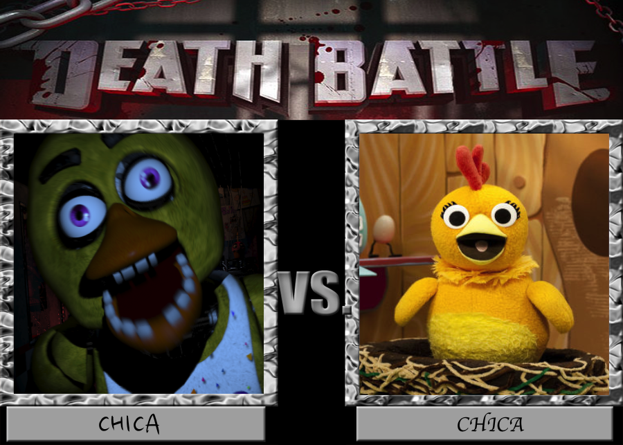 ac0 chica vs chica five nights at freddy's know your meme,Chica Meme