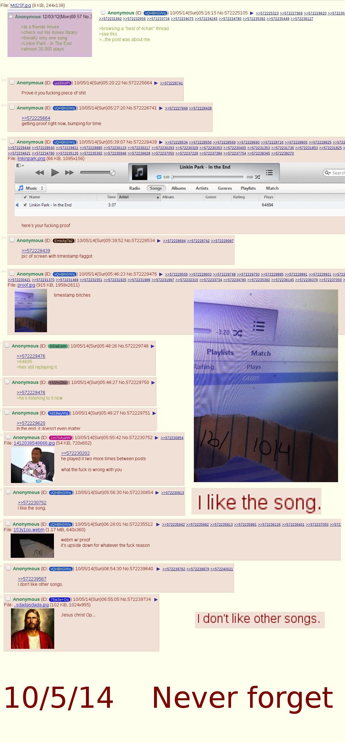 no no no song