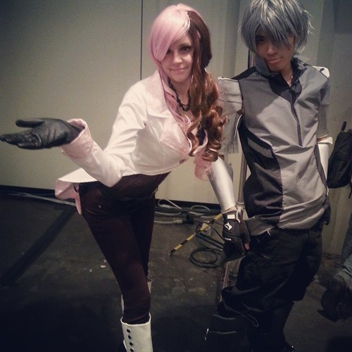 neo politan cosplay  oh and mercury too
